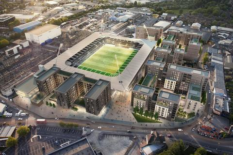 Galliard Homes - Stadia Three