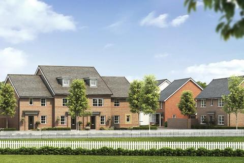 Barratt Homes - Pinewood Park - Plot 166, Brookvale at Sundial Place, Lydiate Lane, Thornton, LIVERPOOL L23