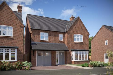 Cameron Homes - Repton Manor - Rykneld Road, Littleover, DERBY