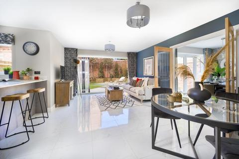 Cameron Homes - Repton Manor - Plot 181, ROCHESTER at Highfields, Rykneld Road, Littleover, DERBY DE23