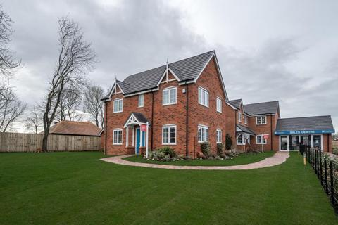 Cameron Homes - Deers Leap - Plot 254, The Rufford at Norton Hall Meadow, Norton Hall Lane, Norton Canes WS11