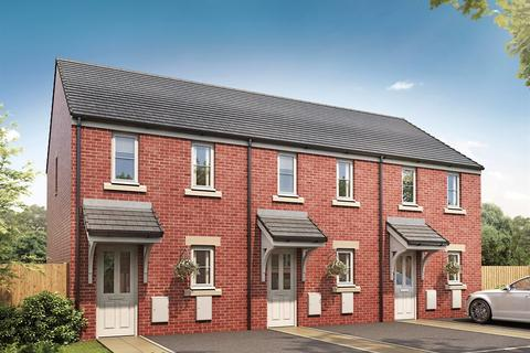 Persimmon Homes - Millbeck Grange - Illingworth Grove, Whinney Hill