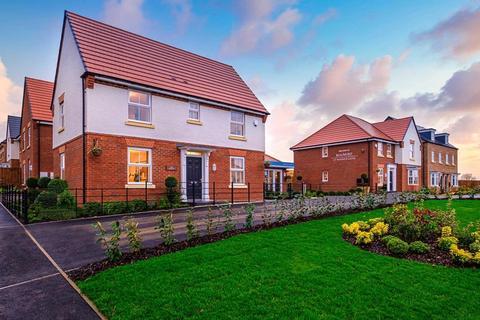 David Wilson Homes - Beaumont at Warwick Gates - Plot 93, Fairfield at Montgomery Grange, Arras Boulevard, Hampton Magna CV35