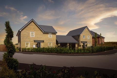 Barratt Homes - Amberswood Rise