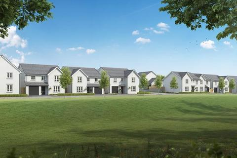Barratt Homes - Hopecroft - Plot 82, Craigend at Countesswells, Countesswells Park Road, Countesswells, ABERDEEN AB15