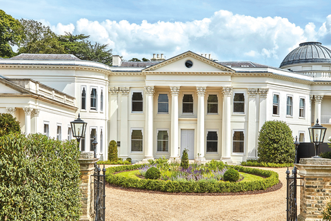 City & Country - The Mansion at Sundridge Park