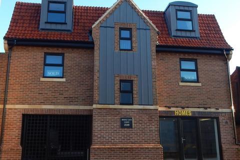 Harico Homes - Bridgegate Court - Plot 152, BRENTFORD at Newton's Place, Barrowby Road, Grantham, GRANTHAM NG31