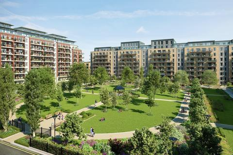 St George - Beaufort Park - Plot 43, Violet Apartments at Millbrook Park, Bittacy Hill, Mill Hill, LONDON NW7