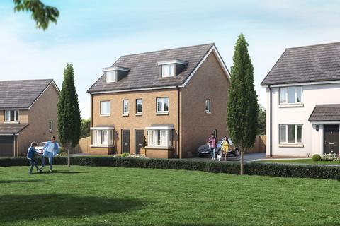 Keepmoat - The Castings, Ravenscraig - Plot 95, Kellie at Colville Gate, Prospecthill Road, Motherwell, MOTHERWELL ML1