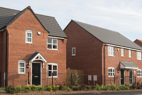 Keepmoat - Hedgerows, Bolsover - Plot 015, Mayfield at Springfield Meadows, Woodhouse Lane, Bolsover, Chesterfield S44