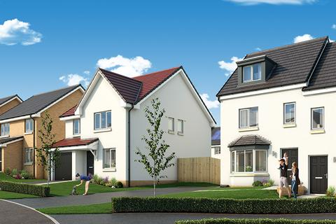 Keepmoat - Earlybraes, Barlanark - 2 Westbarr Drive, Coatbridge