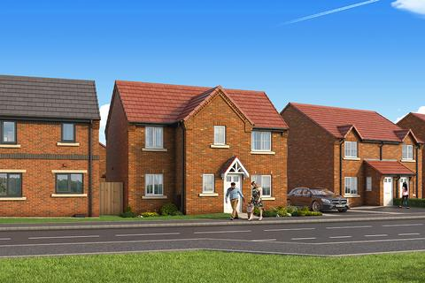 Keepmoat - Woodford Grange, Winsford - Plot The Aspen  071, The Aspen  at Honeyvale Gardens, Cheshire CW9