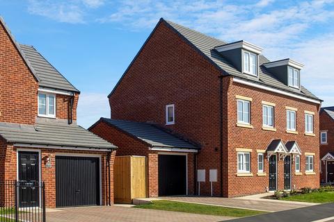 Keepmoat - High Farm, Normanby - Plot 66, Emerson at Grey Towers Village, Ellerbeck Avenue, Nunthorpe, MIDDLESBROUGH TS7