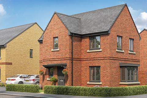 Keepmoat - Canterbury Park, Liverpool - Plot F19 at Aspen Woolf, Smithdown Road L15