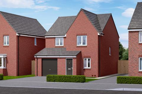 Keepmoat - The Docklands, Birkenhead - Plot 13 at Poet's Place, Great Homer Street L5