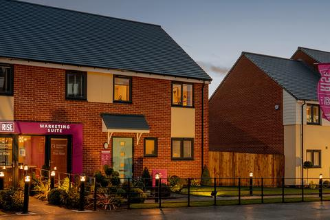 Keepmoat - The Rise, Newcastle Upon Tyne - Plot 32, The Gosforth at St Albans Park, Whitehills Drive, Windy Nook NE10