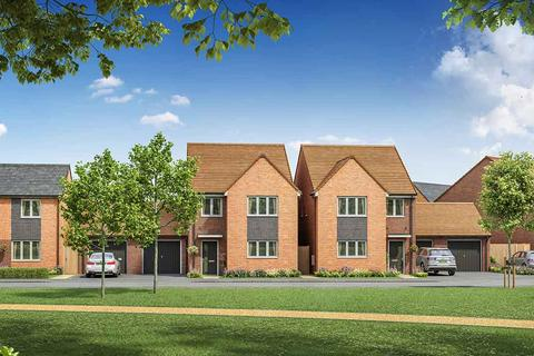 Keepmoat - The Sycamores - Plot 50-o, The Hanbury at Norton Gardens, Junction Road, Norton TS20