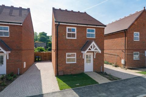 Hightown Homes - Highfield - Plot 44, The Exchange at The Exchange, Exchange Street, Aylesbury HP20