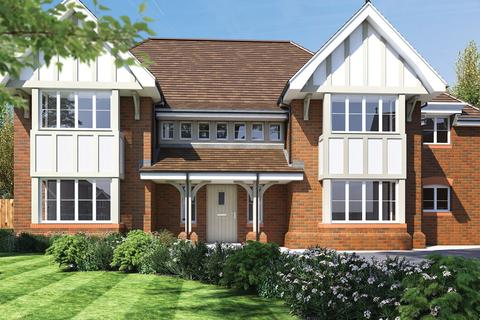 Sunningdale House Developments - Winchfield View - Plot 117 at Edenbrook Village, Hitches Lane GU51
