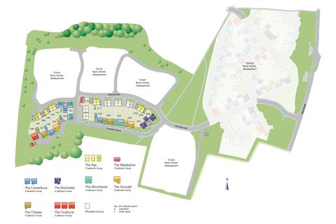 Bovis Homes - Burfield Grange