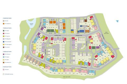 Bovis Homes - Hazelmere