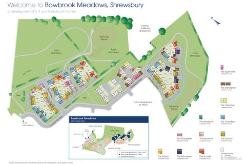 Bovis Homes - Bowbrook Meadows
