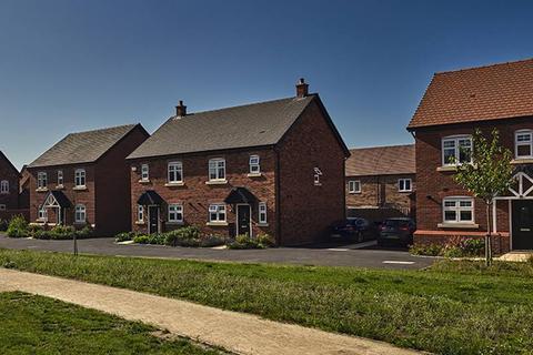 Bovis Homes - Edwalton Fields