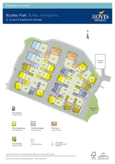 Bovis Homes - Boorley Park - The Byford - Plot 49 at Kestrel Park, Bursledon Road, Bursledon SO31