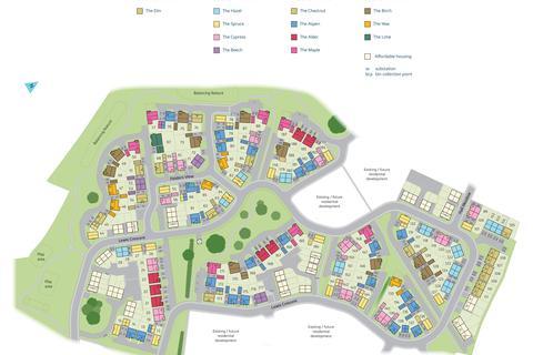 Bovis Homes - Haygate Fields