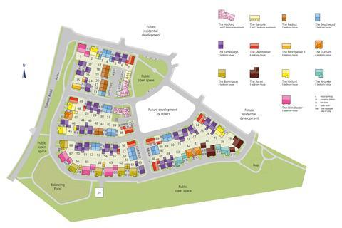 Bovis Homes - Faringdon Fields - Plot The Barrington 077, The Barrington at Townsend Place, Shrivenham, Oxfordshire SN6