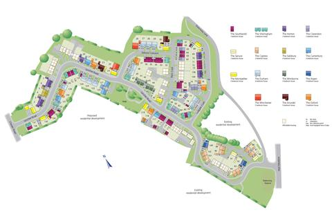 Bovis Homes - Hampton Lea