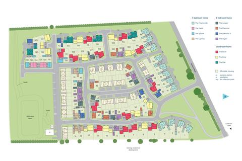 Bovis Homes - Dovecote Park