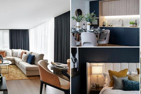 Berkeley - Oval Village - Plot 644, Archer P'house at Nine Elms Point, 62-64 Wandsworth Road, Lambeth, LONDON SW8