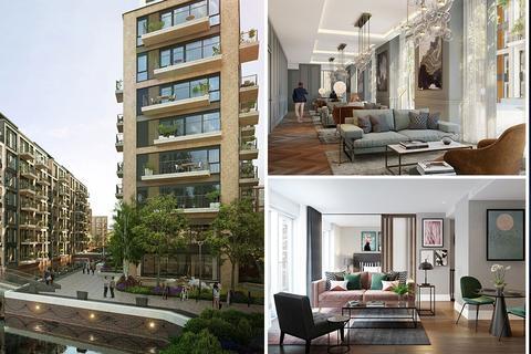 St George - Chelsea Creek - Plot 644, Archer P'house at Nine Elms Point, 62-64 Wandsworth Road, Lambeth, LONDON SW8