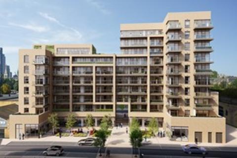 Higgins Homes - White + Green - Plot S203 at Newham's Yard, 151-153 Tower Bridge Road SE1