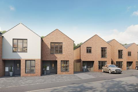 Home Group - Quarry Place - Plot 14, The Austen  at Hemingway Court, Hemingway Court, Thornhill Road NE20
