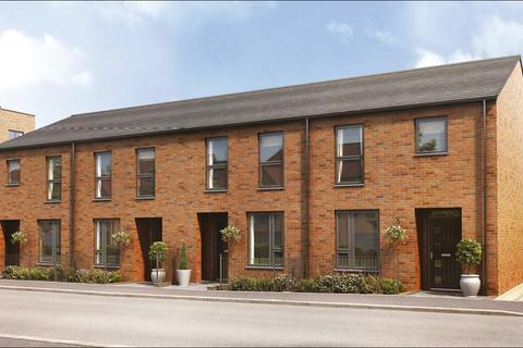 Lovell Homes - Castleward Phase 2 - Plot 181, ROCHESTER at Highfields, Rykneld Road, Littleover, DERBY DE23