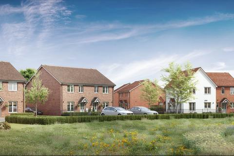 Peabody - Limebrook Walk - Plot 75, The Chester at Sharpes Meadow, Broad Street, Green Road CM9