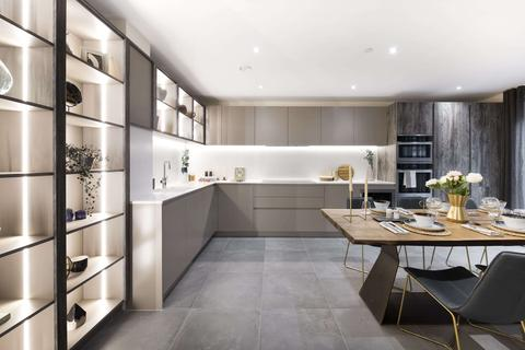 Peabody - Wharf Road OMS - 3 bedroom apartment at Lazenby Square SO, 40 Crimscott Street SE1