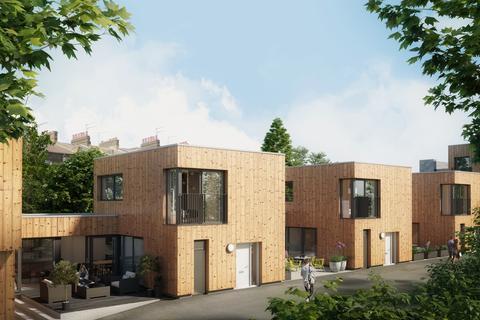 Peabody - Rosebank OMS - Plot 57, 2 Bedroom Apartment at The Gateway, 650-654 Chiswick High Road W4