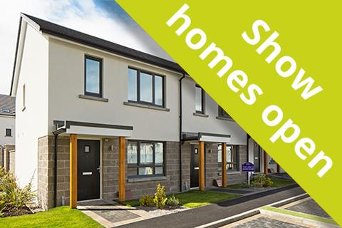 Dandara - Stoneywood - Plot 29, Tay 2 apartment at Riverside Quarter, 1 River Don Crescent, Bucksburn AB21