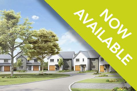 Dandara - The Grange - Plot 29, Tay 2 apartment at Riverside Quarter, 1 River Don Crescent, Bucksburn AB21