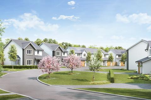 Dandara - Hazelwood - Plot 33, Craigend at Countesswells, Countesswells Park Road, Countesswells, ABERDEEN AB15