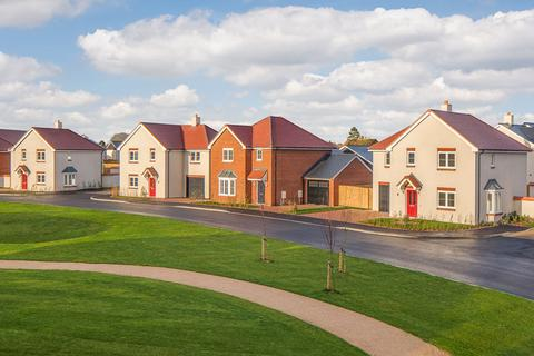 Dandara - The Grove - The Alton - Plot 170 at Wheat Fields at New Berry Vale, Bicester Road HP18