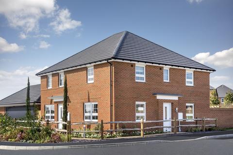 Barratt Homes - Barratt Homes at Richmond Park