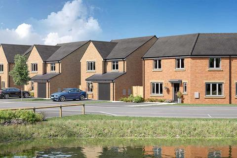 Keepmoat - The Hawthorns, Hebburn - Plot 32, The Gosforth at St Albans Park, Whitehills Drive, Windy Nook NE10