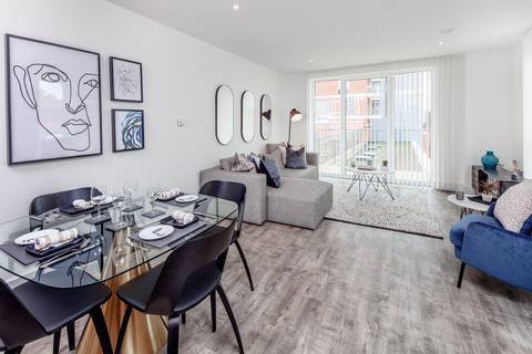 L&Q - Churchfield Quarter - Plot 57, 2 Bedroom Apartment at The Gateway, 650-654 Chiswick High Road W4