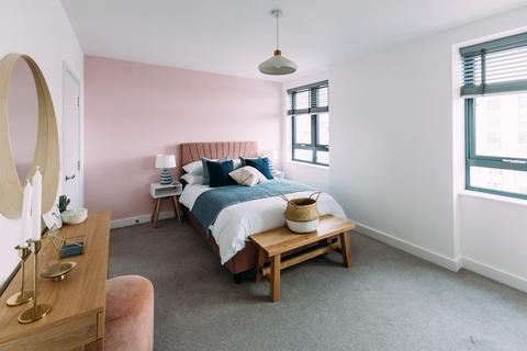L&Q - Regency Heights - Plot 57, 2 Bedroom Apartment at The Gateway, 650-654 Chiswick High Road W4