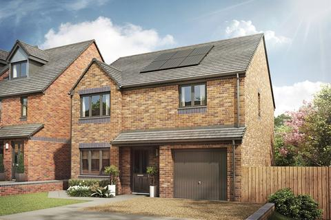 Persimmon Homes - Kings Cove - Plot 191, Dunbar at Gilmerton Heights, Gilmerton Station Road, Edinburgh, EDINBURGH EH17