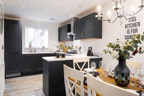 Persimmon Homes - Tawcroft - Plot 188, The Denbury at Montbray, Montbray, Barnstaple, Devon EX31